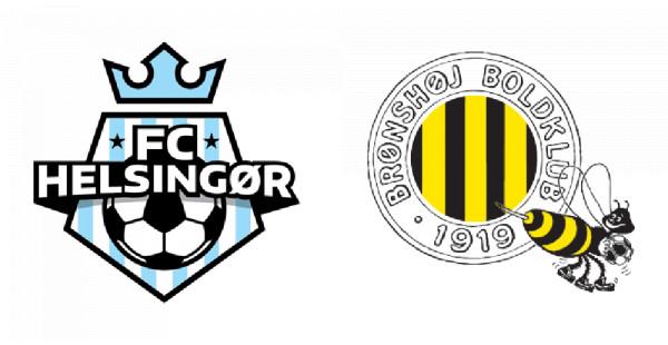 FC Helsingør - Brønshøj