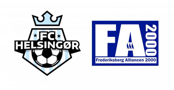 FC Helsingør - FA 2000