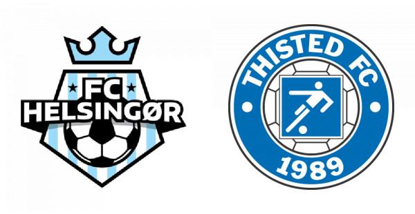 FC Helsingør - Thisted