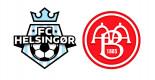 FC HELSINGØR - AAB