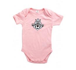 Bodystocking til baby - pink