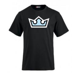 FCH T-Shirt - Sort/krone