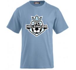 T-shirt - Voksen - Blå