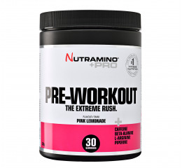 Nutramino +Pro Pre-Workout - Pink Lemonade - 315 g