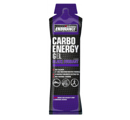 Nutramino Carbo Energy Gel Blackcurrant - 45g