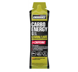 Nutramino Carbo Energy + Caffeine Gel Lemon/Lime - 45g