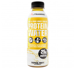 Nutramino Protein Water Tropical Fruits - 500 ml
