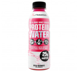 Nutramino Protein Water Wild Berries - 500 ml