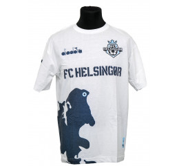Diadora - T-shirt - Børn - Hvid